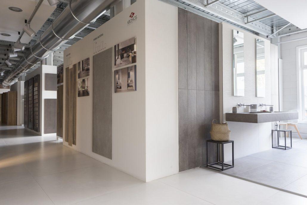 Show-room Pavimenti e rivestimenti - gres