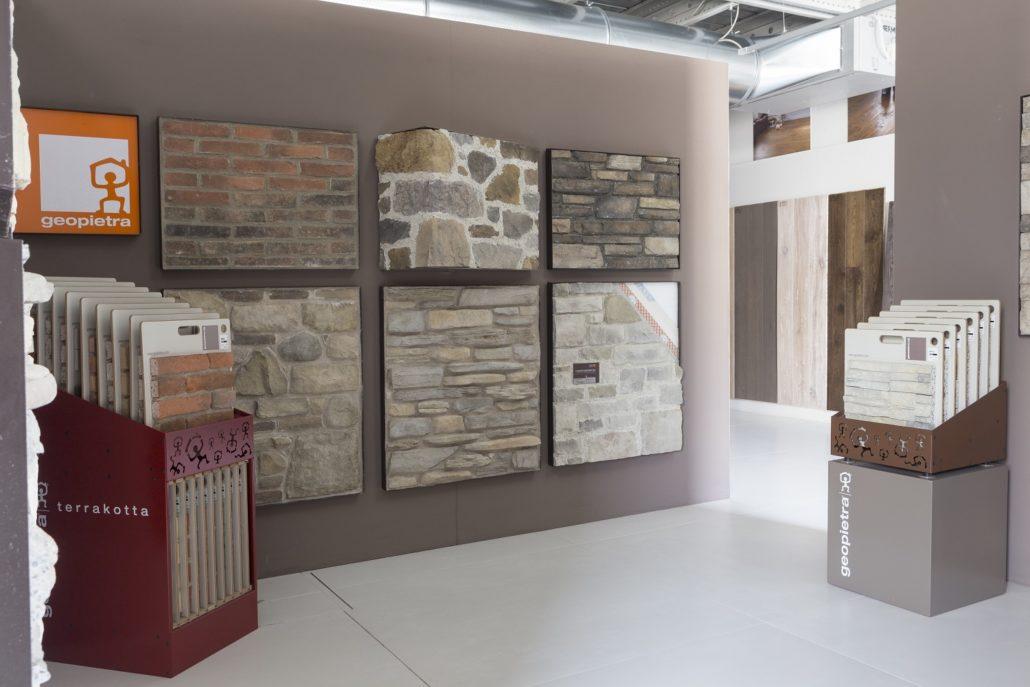 Show-room Pavimenti e rivestimenti - pietra