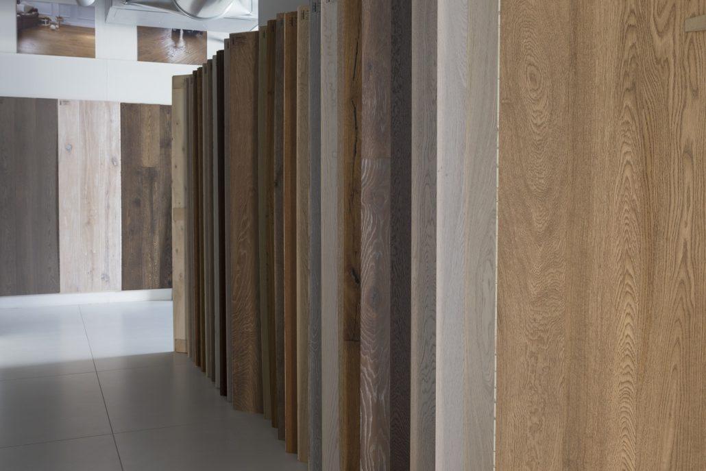 Show-room Pavimenti e rivestimenti - legno