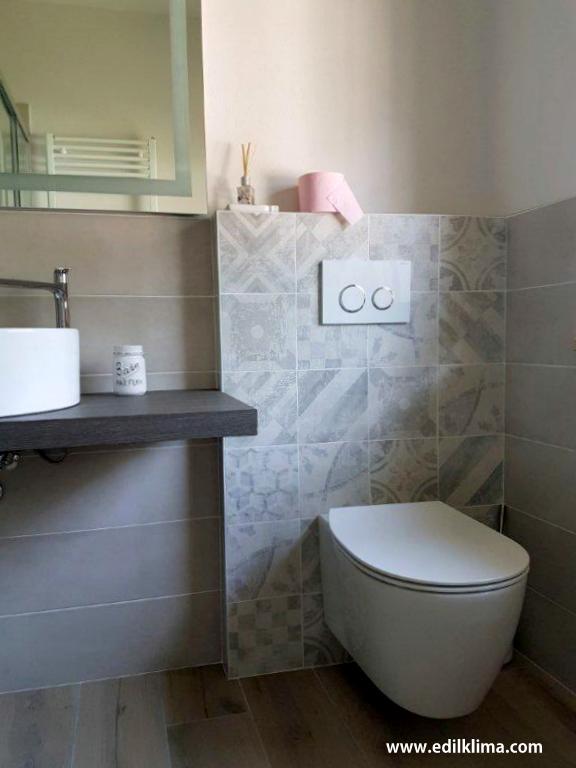 Pavimento gres effetto legno, rivestimento parete Imola Ceramica - Riverside e muretti Emilceramica