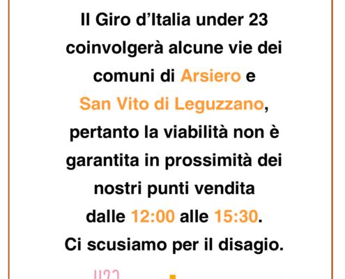 giro italia 14 giugno