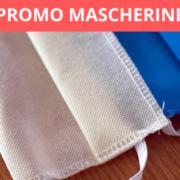 PROMO MASCHERINE blog