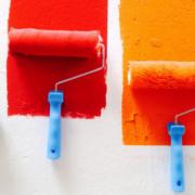 dipingere parete